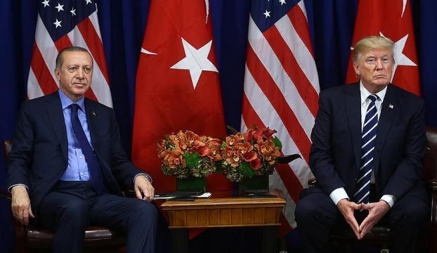 Erdoğan ile Trump telefon görüşmesi gerçekleştirdi