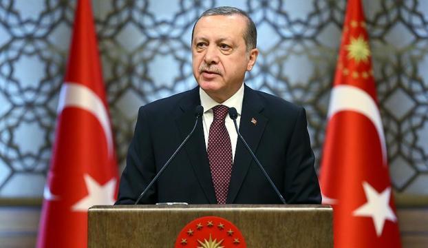 """Cumhurbaşkanı Erdoğan """"yılın şahsiyeti"""" seçildi"""