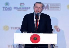 Cumhurbaşkanı Erdoğan'dan Trump yorumu