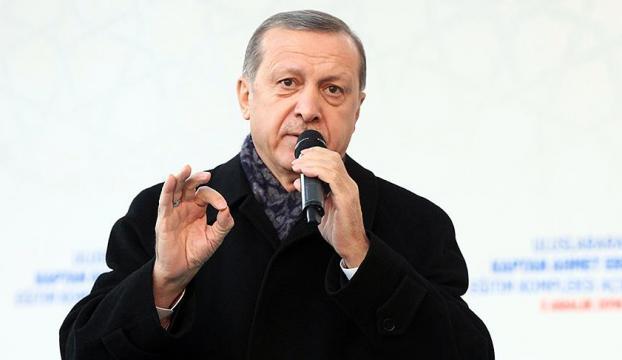 Erdoğan: İstediğiniz kadar terör estirin bu milleti bölemeyeceksiniz