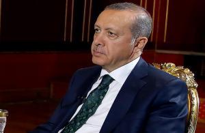 Cumhurbaşkanı Erdoğan Karamollaoğlu ile görüştü