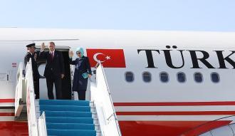 Cumhurbaşkanı Erdoğan, Tanzanya'ya gitti