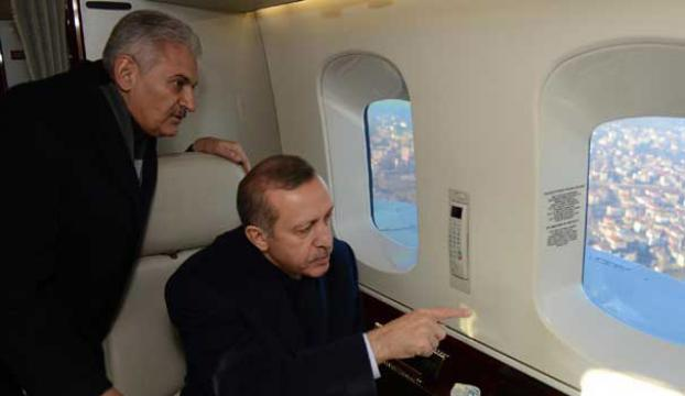 Erdoğandan o isme çılgın görev!