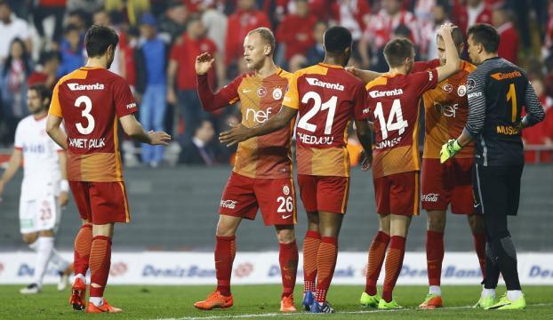 """Galatasarayın """"Derdiyok"""""""