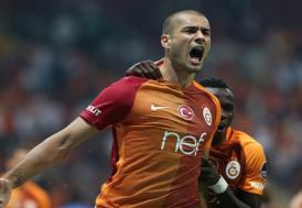 Galatasaray'da Eren Derdiyok'un sakatlığı