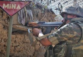 Ermenistan, üçüncü kez ilan edilen ateşkesi ihlal etti