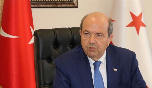 KKTC Başbakanı Tatar, Fransayı GKRYye askeri desteği nedeniyle kınadı: