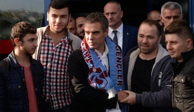 Ersun Yanal, Trabzonspora imzayı attı