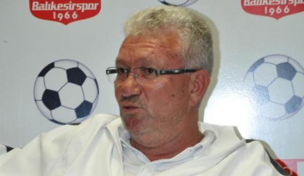 Süper Lig hocası istifa etti