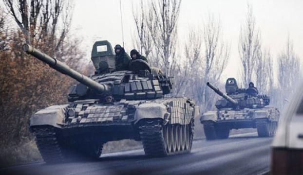 NATO: Rusya, Ukraynaya girdi