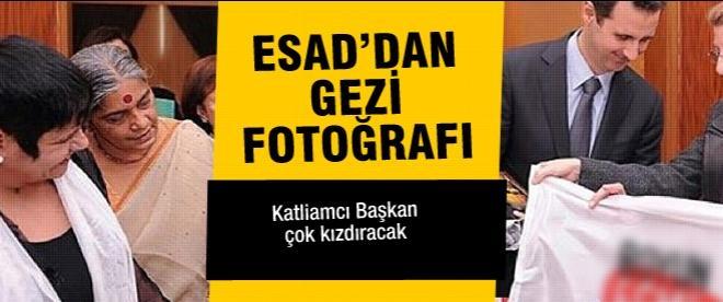 Esad'den Gezi fotoğrafı
