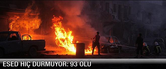 Esed hesabını nasıl verecek: 93 ölü