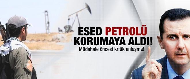 Esed ile PYD anlaştı