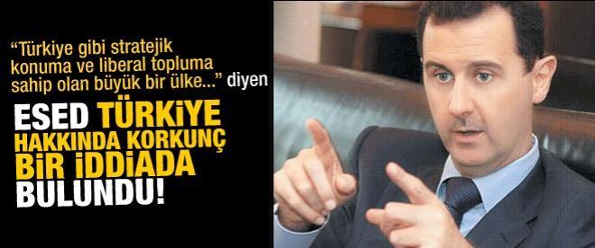 """Esed: """"Türkiye Körfez parasıyla ayarlanıyor"""""""
