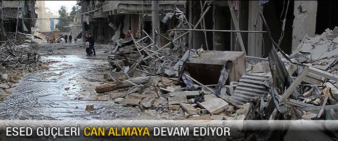 Esed'in operasyonunda 94 ölü