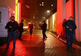 Reina katliamını yapan terörist İstanbul'da yakalandı