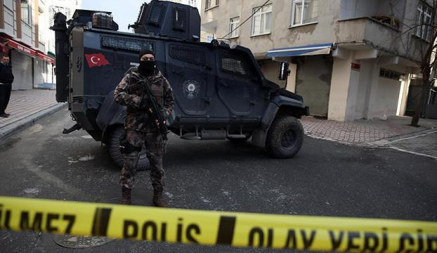 Antalyada PKK operasyonunda 12 gözaltı