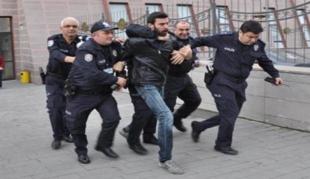 Marmara Üniversitesinde gerginlik