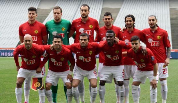 Eskişehirspor yükselme hakkı kazandı