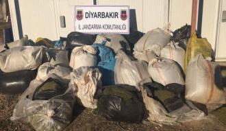 Diyarbakır'daki narkoterör operasyonu