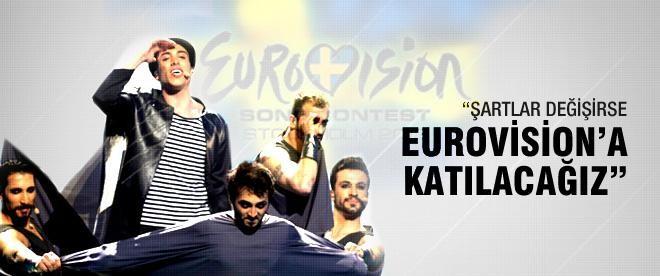 Eurovision'a yeşil ışık yaktı