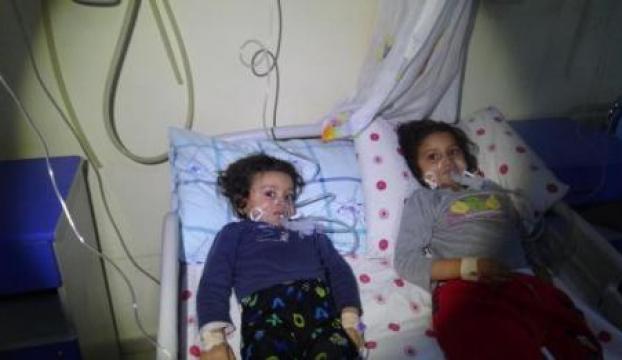 Evde mangal yakan Iraklı aile zehirlendi