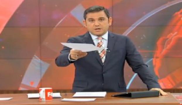 Fatih Portakaldan sert tepki