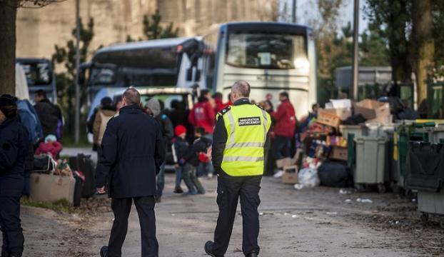 Fransız belediyeden sığınmacılar için yeni yasak