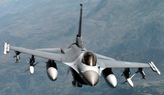 Savaş uçaklarımız Kuzey Irakta!