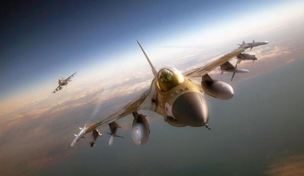 Suriye füze sistemi 8 kez taciz etti