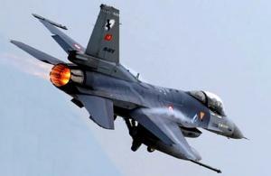 El-Bab bölgesinde DEAŞ'a ait 9 hedef vuruldu