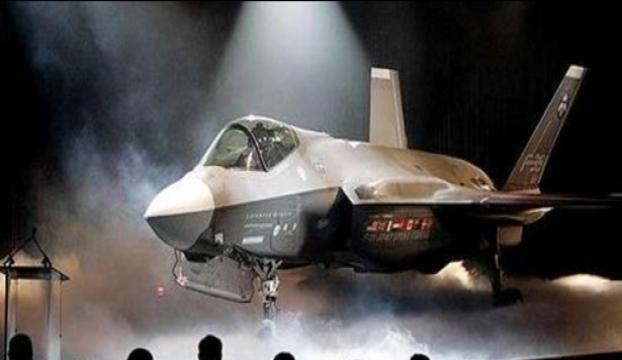Türkiyeye 2 F-35 uçağı daha yolda
