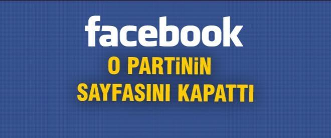 Facebook, BDP'li gençleri kapattı