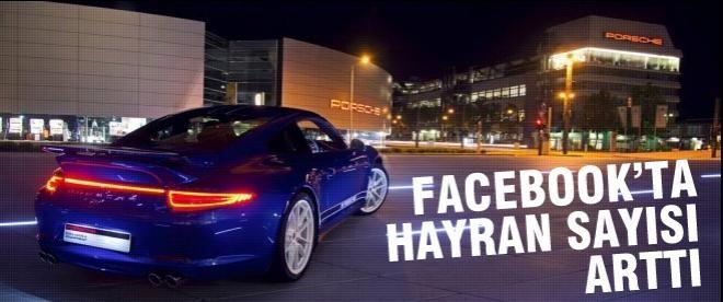Facebook'ta hayran sayısı arttı