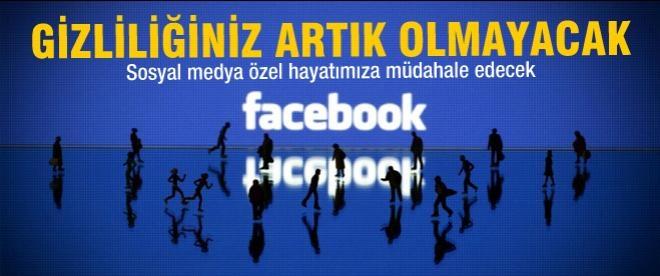 'Facebook kuralları' gevşetildi
