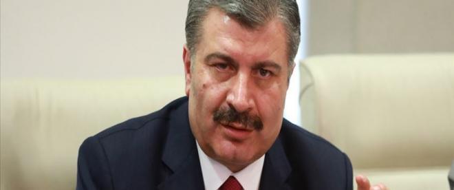"""Sağlık Bakanı Kocadan """"Kontrollü Sosyal Hayat"""" vurgusu"""