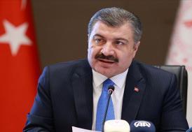 """Sağlık Bakanı Koca salgın sürecinde """"en güvenilir bilgi kaynağı"""" çıktı"""