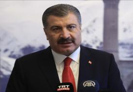 Sağlık Bakanı Koca uyardı: Bir haftadır başta İstanbul ve Bursa birçok ilimiz artış eğilimde