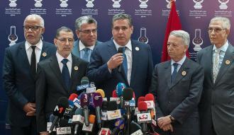 Fas'ta yeni hükümet için anlaşmaya varıldı