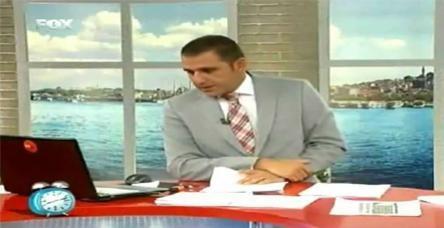 Fatih Portakal canlı yayında fena sinirlendi!
