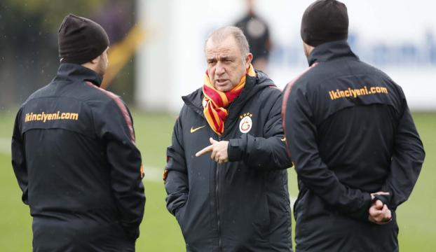 Galatasaray, Lokomotiv Moskova maçı hazırlıklarını sürdürdü