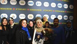 """İsveç'te """"yılın kahramanı"""" bir Türk kadını"""