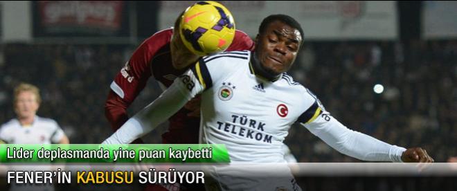 Elazığspor - Fenerbahçe maçı