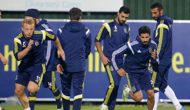Fenerbahçe, kupaya hazırlanıyor
