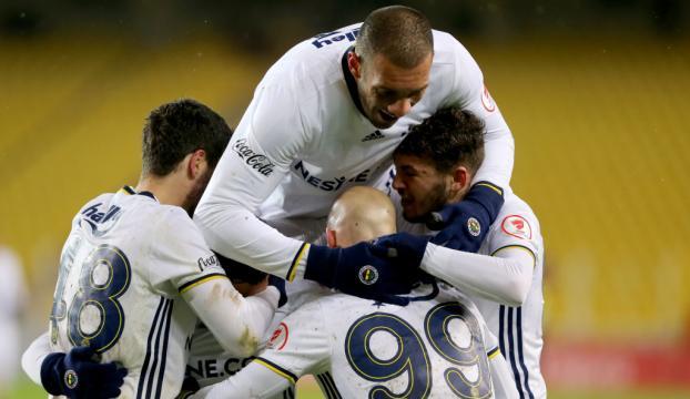 Fenerbahçeden Menemene farklı tarife