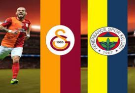 Fenerbahçe ile Galatasaray 384. randevuda
