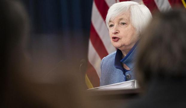 Fed Başkanı Yellendan faiz açıklaması