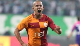 """""""Galatasaray'a gelmekle iyi bir seçim yaptım"""""""