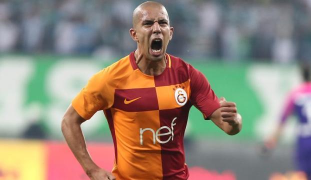 """""""Galatasaraya gelmekle iyi bir seçim yaptım"""""""