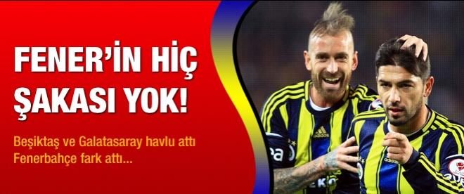 Fenerbahçe'nin hiç şakası yok!
